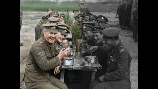 Peter Jackson colourises World War One footage - BBC Click