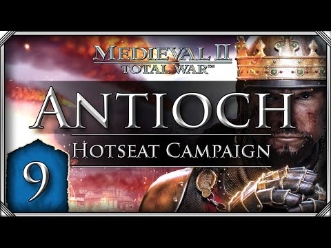 M2TW: Kingdoms - Crusades Hotseat Campaign: Antioch #9