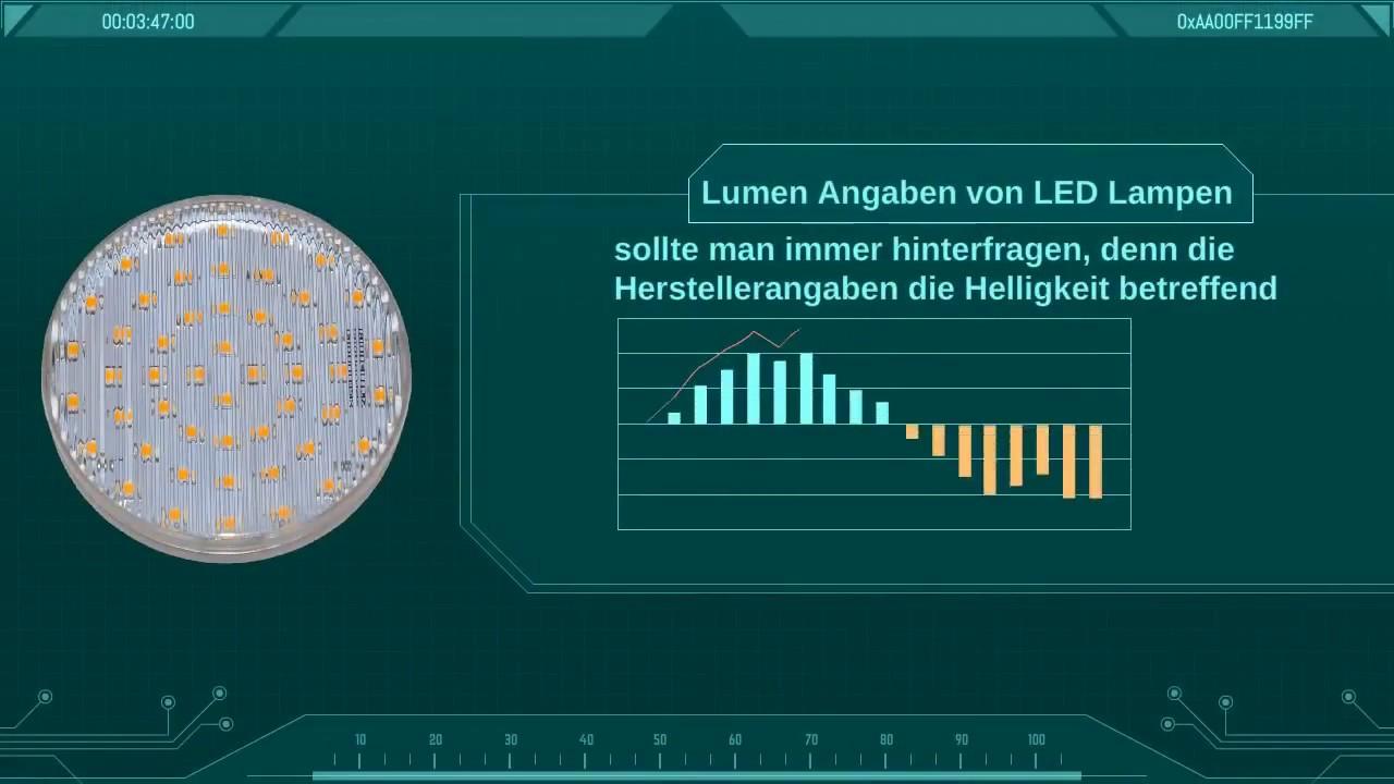 Led lampen warum ist lumen nicht gleich lumen youtube led lampen warum ist lumen nicht gleich lumen parisarafo Choice Image
