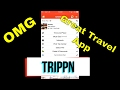 Trip Planning App 2017 - Trippn Video App Review