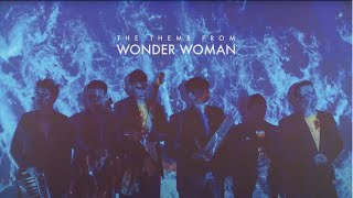 The Theme From Wonder Woman – East-West Instrumental Cover