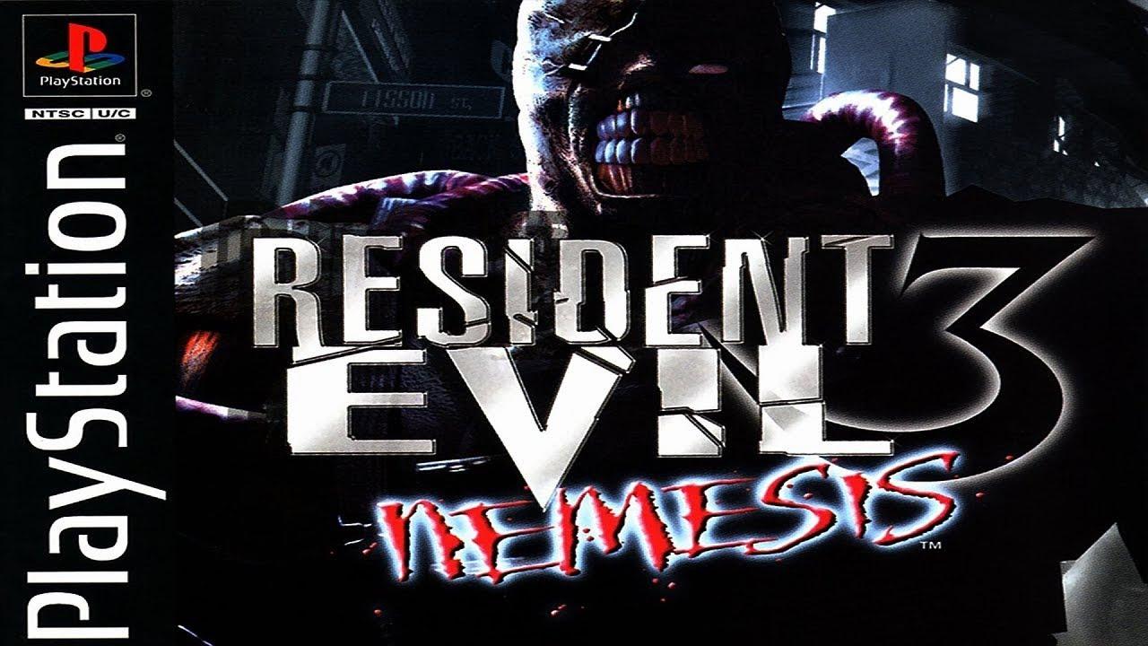 Resident Evil 3 - Nemesis (PSX) [Trainer v1 0] + 16