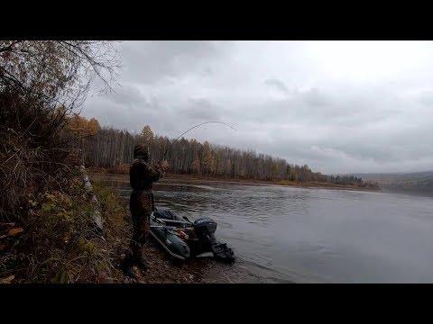 Рыбалка на реках Сибири, ловим ленков!!!