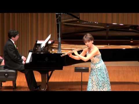 立花千春 / B.モーリック: コンチェルト Op.69 アンダンテ