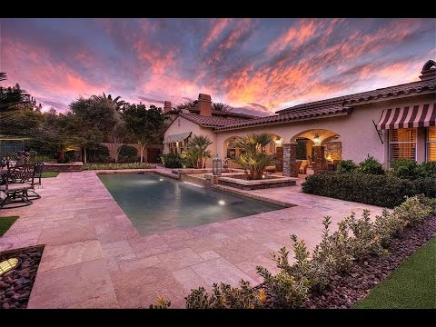 Elegant and Sophisticated Country Club Lifestyle in Las Vegas, Nevada