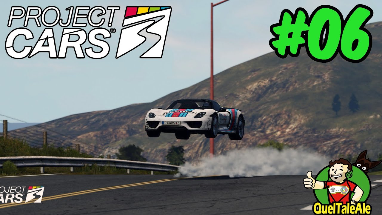 SI VOLA IN CALIFORNIA - Project Cars 3 - Gameplay ITA - Carriera #06