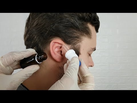 ASMR Tingly Ear Cleaning & Treatment *Super Relaxing Sounds*