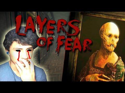 ME TRAUMO CON BOTELLAS, LIBROS Y PINTURAS!! - Layers of Fear