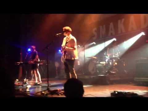 Snakadaktal - The Sun II LIVE MELBOURNE 2013