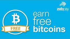 Zebpay Free Bitcoin Promo Code