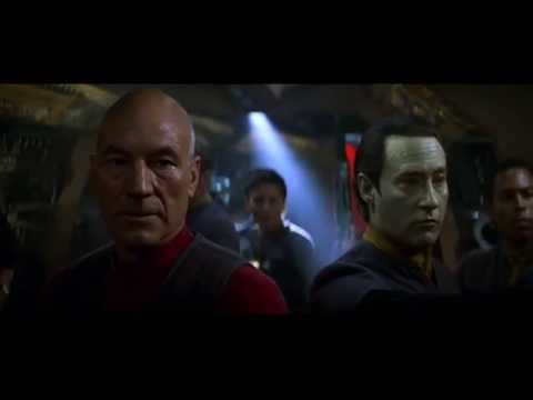 Star Trek First Contact-Borg Attack