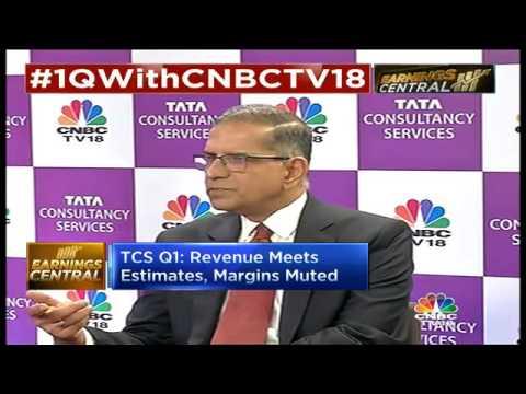 TCS Boadroom: CFO & Global HR Head speak to CNBC-TV18