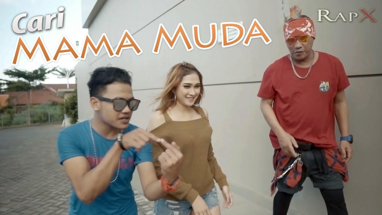 RapX - Cari Mama Muda (Official Music Video)
