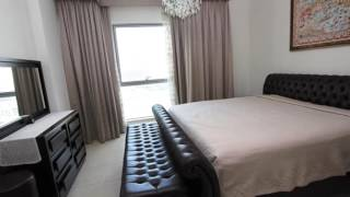 Fantastic view of Fountain and Burj Khalifa, 3BR with balcony.