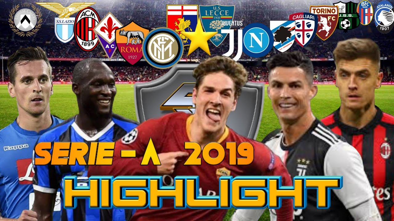 Highlight & Klasemen Liga Italia Serie A - YouTube