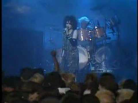 Siouxsie and the Banshees - israel live 1983