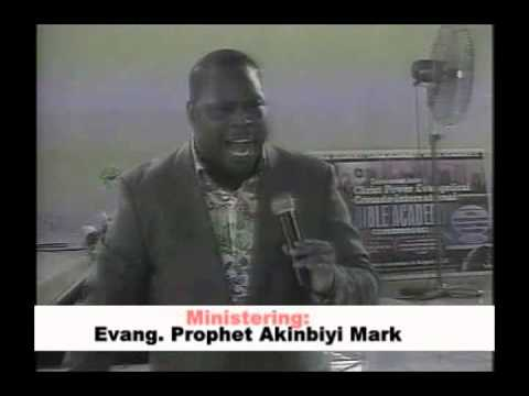 Divine Intervention | Prophet Akinbiyi Mark