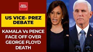 <b>Mike Pence</b> On George Floyd Death And Police Reform Bill, Kamala ...