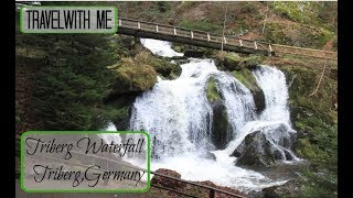 Triberg Waterfall | Travel With Me | Black Forest Germany