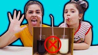 NÃO ESCOLHA O CANUDINHO ERRADO! Don't Choose pick the wrong straw