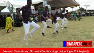Sulumani Chimbetu and Orchestra Dendera Kings