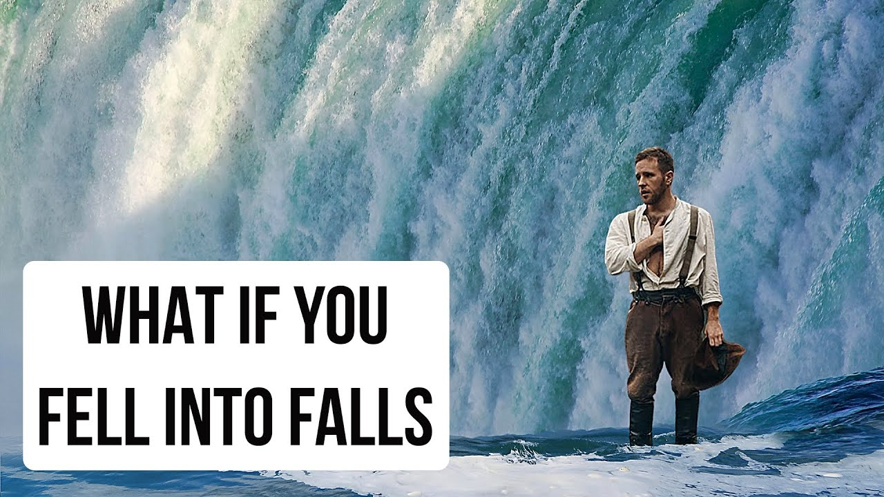 What Would Happen If You Fell Down the Waterfall