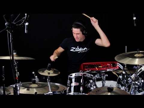 Queen - Under Pressure - Drum Cover