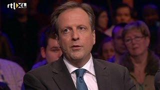 Alexander Pechtold: Waardig afscheid Els Borst - RTL LATE NIGHT