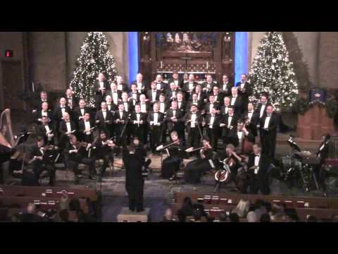 Capital City Men's Chorus - Silent Night (2014)