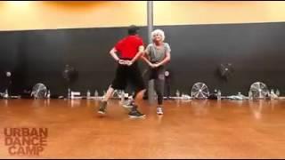 Dance paling asyik, ala kakek & nenek