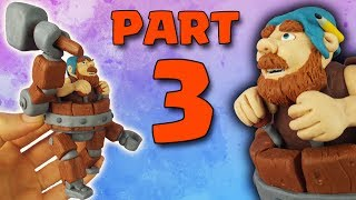 Making Battle Machine from Clash of Clans Part 3/3