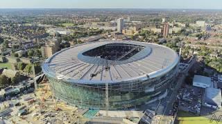 24/09/18 Tottenham Hotspur New Stadium