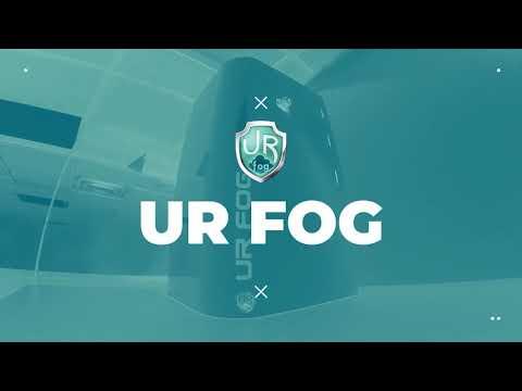 UR FOG Función del Generador de Niebla para Seguridad de Negocios | RSeguridad