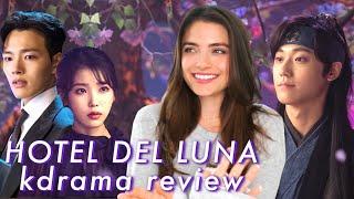 Hotel Del Luna KDrama Review Seoul Cafe Vlog