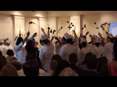 119th HackensackUMC Mountainside School of Nursing Commencement Class of 2014 Video 5