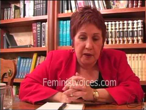 PFV Interview with Phyllis Chesler: Woman's Inhumanity to Woman