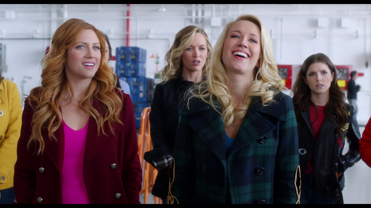 pitch perfect 3  2017 musical comedy