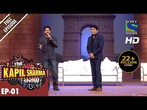 The Kapil Sharma Show - दी कपिल शर्मा शो-Episode 1-FAN Special with Shah Rukh Khan-23rd April 2016