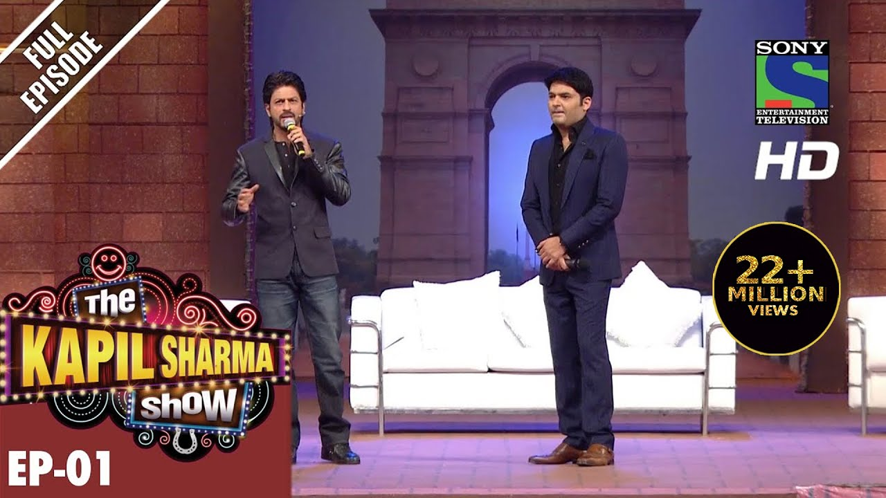 Download The Kapil Sharma Show - दी कपिल शर्मा शो - Ep-1- FAN Special with Shah Rukh Khan-23rd Apr 2016