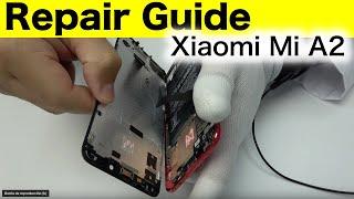 Xiaomi Mi A2 Teardown Repair Guide