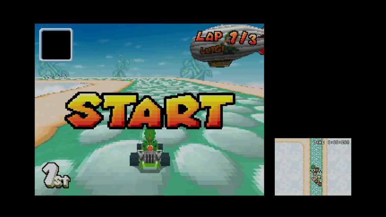Mario Kart DS Lightning Cup 50cc