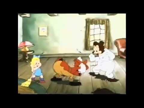 Spaghet the Bear vs Elmer Fudd Knockoff for 10 Hours