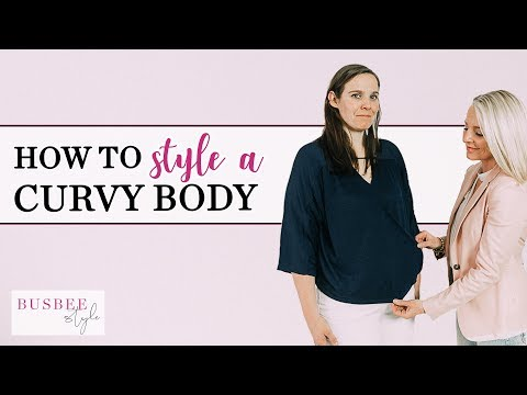 How To Style A Curvy Body Type!. http://bit.ly/2Xc4EMY
