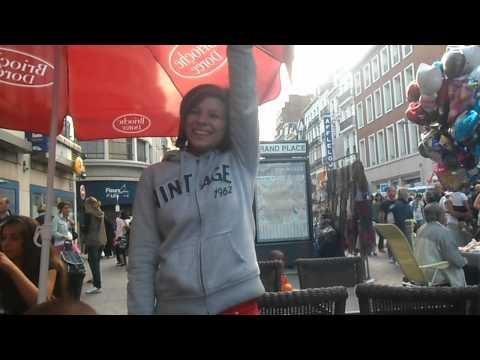 Gwen braderie de Lille 2012