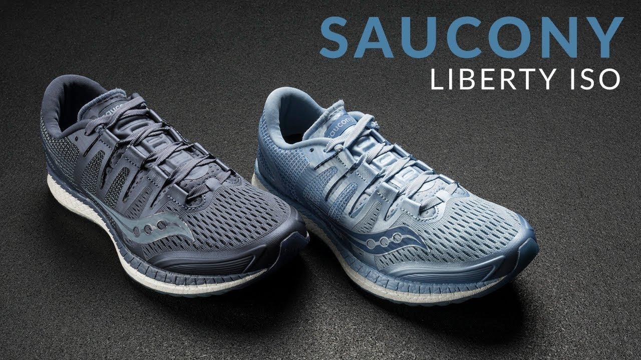 saucony men's liberty iso