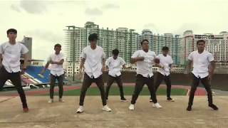 ស្មារតីកីឡាសម្រាប់ SEA Game - Sport Spirit for SEA Game - D-Man - Dance Choreography