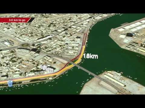 RAK Half Marathon 2017 - Animations