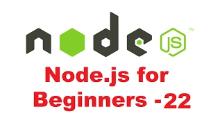 Node.js Tutorial for Beginners 22 - Node.js template engine EJS in Express