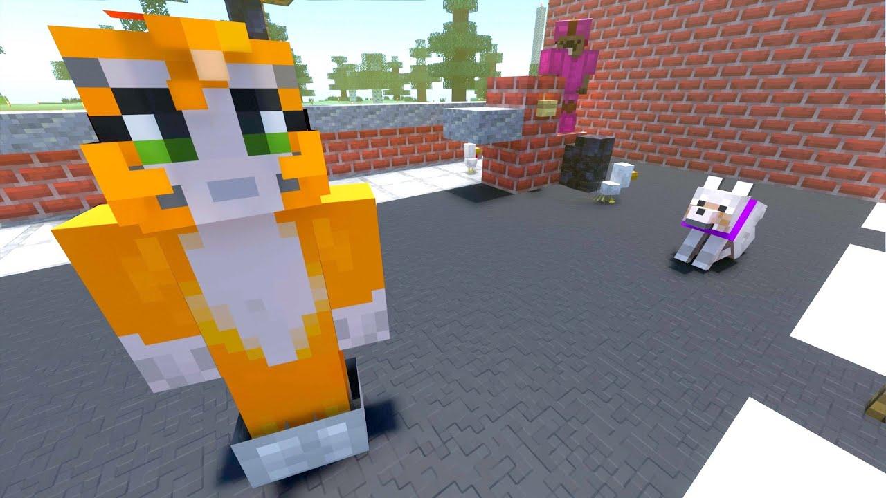 Minecraft - Protest [710]