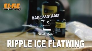 BAKOM STÄDET #2 | Agne binder Ripple ice flatwing | EL-GE Sportfiske